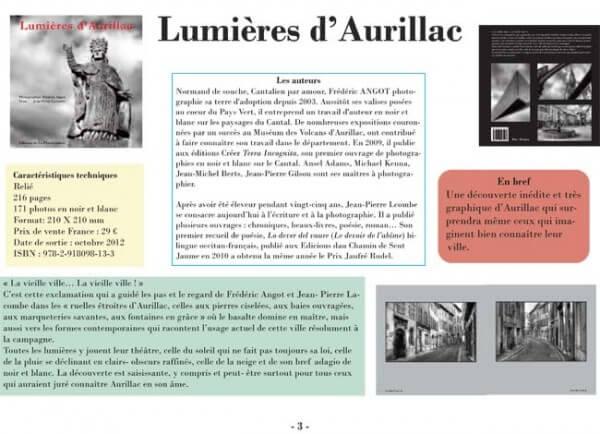 Lumières d'Aurillac