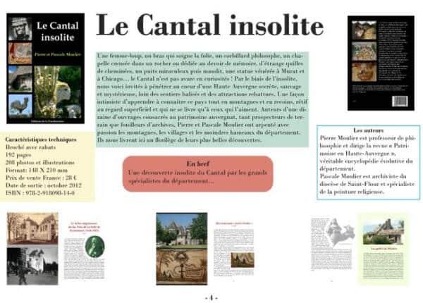 Le Cantal insolite