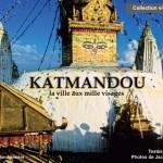 Livre : Katmandou, la ville aux mille visages