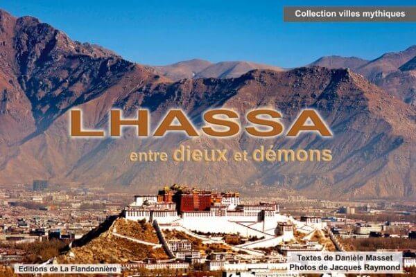 Livre : Lhassa, entre dieux et démons