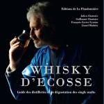 Livre : Whisky d'Ecosse