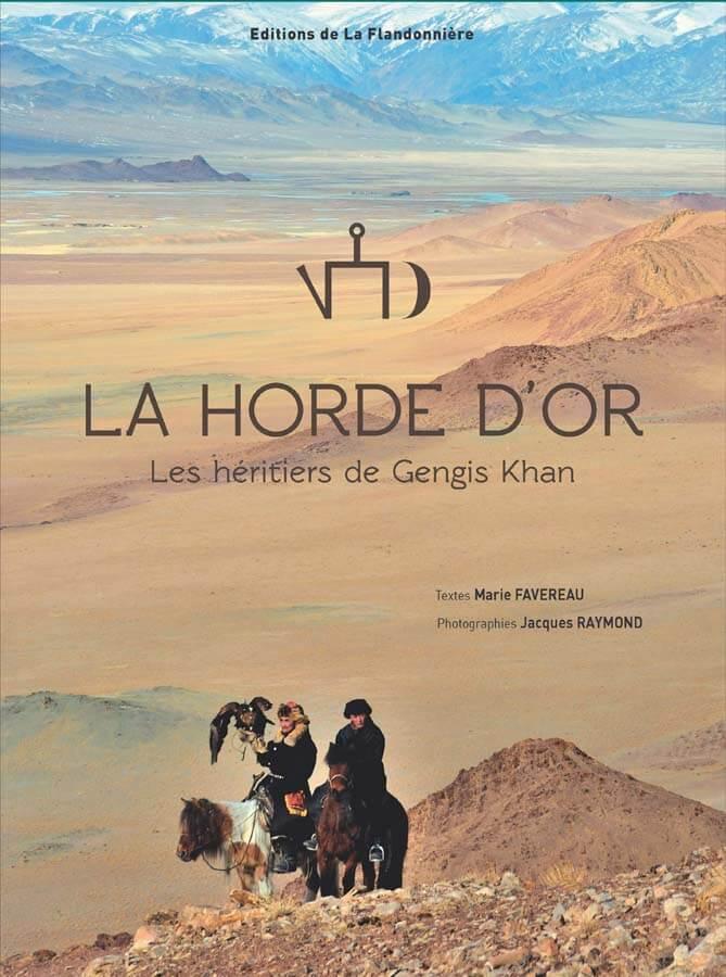 Livre : La Horde d'Or