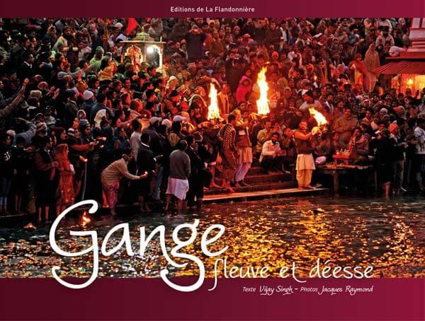 Livre : Gange fleuve et déesse