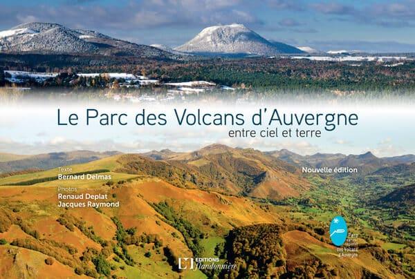 Livre : Le Parc des Volcans d'Auvergne