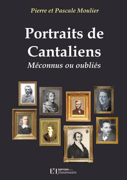 Livre : Portraits de Cantaliens méconnus ou oubliés